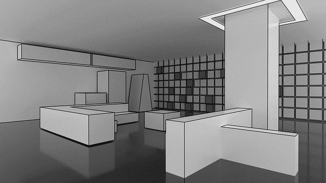 Aménagement d'espace par un architecte d'intérieur