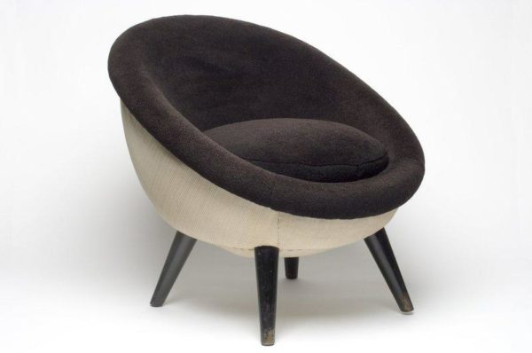 Fauteuil oeuf - Jean Royère