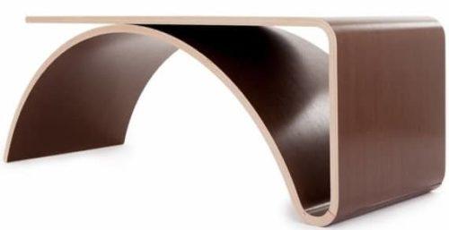 Table en bois minimaliste